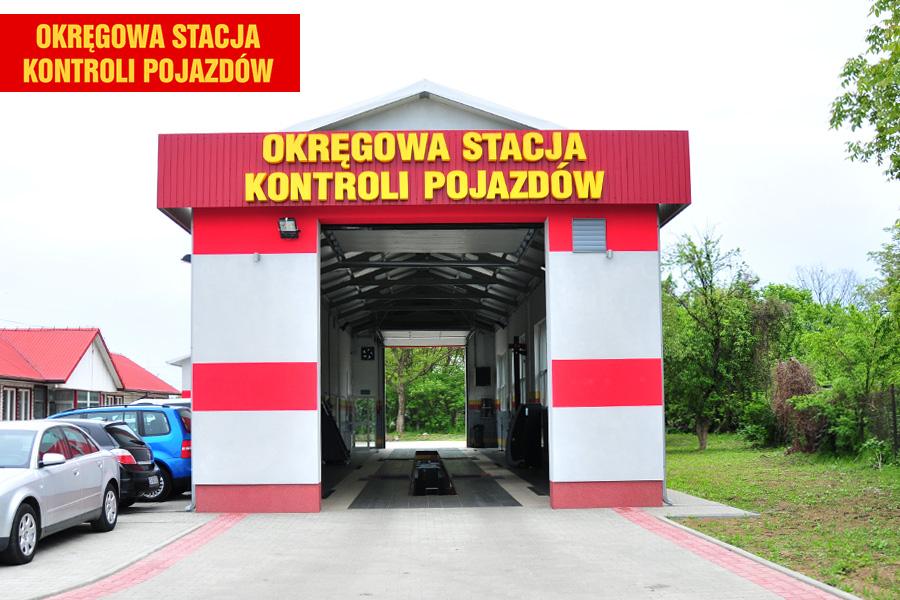 Okręgowa Stacja Kontroli Pojazdów i stacja diagnostyczna w Przemyślu